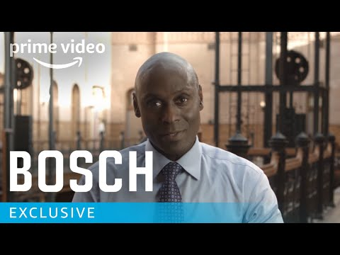 Bosch Season 4  Lance Reddick Behind the s   Prime Video
