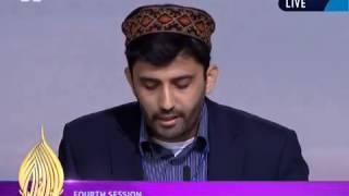 Aasaman Par Dawat e Haq Ke Liye  - New Nazm by Bilal Mahmood - Jalsa Salana 2015 Ahmadiyya Islam