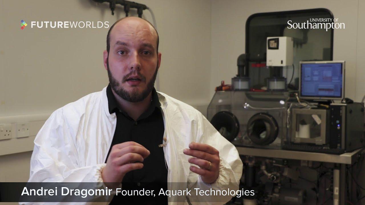Future Worlds CES 2021 - Aquark Technologies:  Unlocking the quantum future