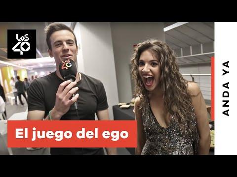 EL JUEGO DEL EGO: ¿Cuánto se gustan los artistas de LOS40 PRIMAVERA POP?