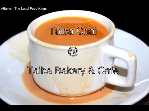 Taiba chai | Taiba Bakery & Cafe | Masab Tank | Hyderabad | Affamé