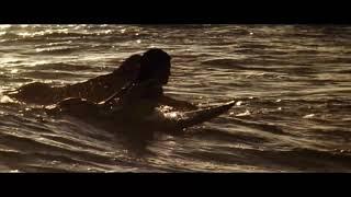 Point Break - Johnny utah learns to surf