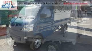 Review xe tải nhẹ VEAM CHANGAN