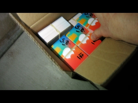 DUMPSTER DIVING - iTunes Gift Cards WHAT??