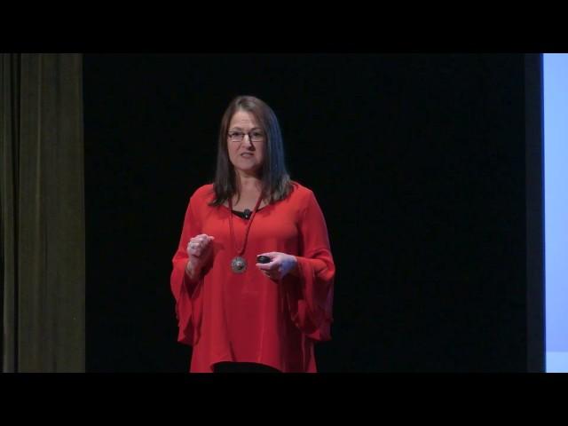 The Job Hunt is DEAD | Sarah Andrus | TEDxWilmingtonUniversity