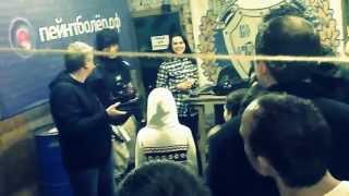 """Лотерея """"Пейнтболёрка"""" - Полигон М (от 27.04.13)"""