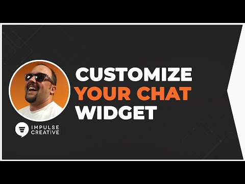 How To Customize The HubSpot Chat Widget Appearance