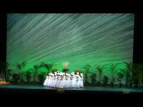 34th Queen Liliuokalani Keiki Hula Competition - Hula Halau