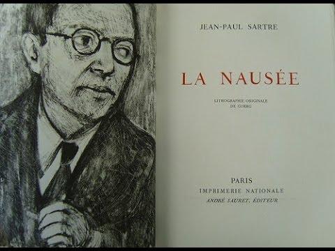 La Nausée de Sartre – Lecture par Daniel Mesguich