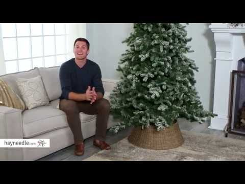 Belham Living Classic Woven Medium Brown Tree Collar - Product Review Video