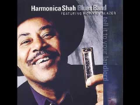 Harmonica Shah - Tell It To Your Landlord - 2003 - Someday - Dimitris Lesini Blues