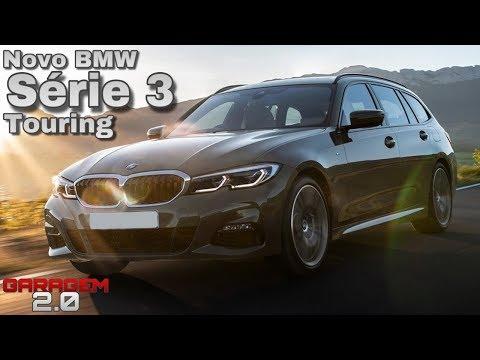 Novo BMW Série 3 Touring, O Anti SUV! (Garagem 2.0)
