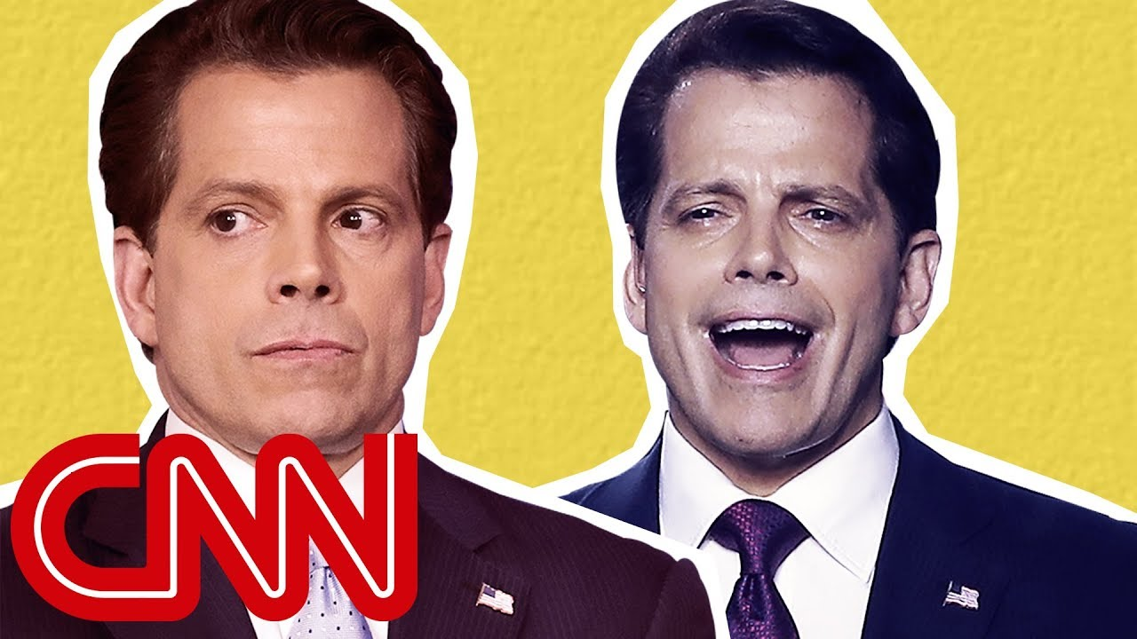 CNN:Donald Trump and Anthony Scaramucci: Bros to foes