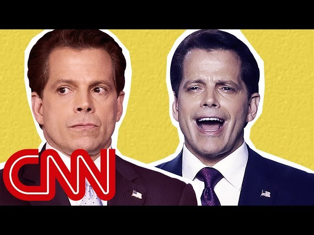 Donald Trump and Anthony Scaramucci: Bros to foes