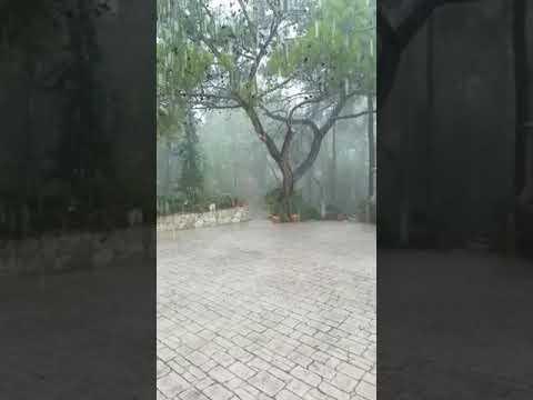 Βροχόπτωση στον Κόρνο 15/7/2019