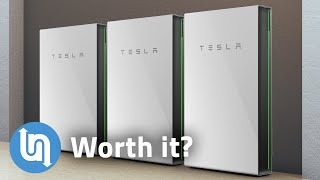 Exploring Tesla Powerwall and home batteries - worth it?