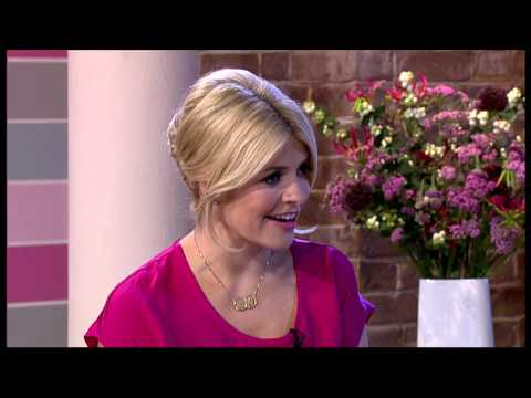 This Morning interview with Emily Symons - Australian actress - Marilyn Chambers in Home and Away
