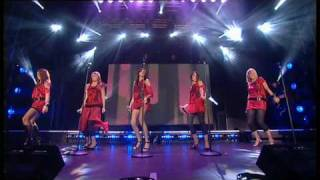 Girls Aloud - Sound of the underground (Spring break live 27th April 2003 in london hall ocean)