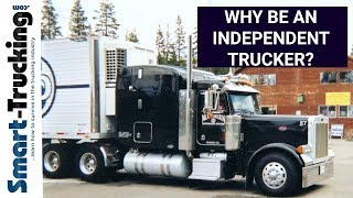 What You Need to Know About Becoming an Independent Owner Operator