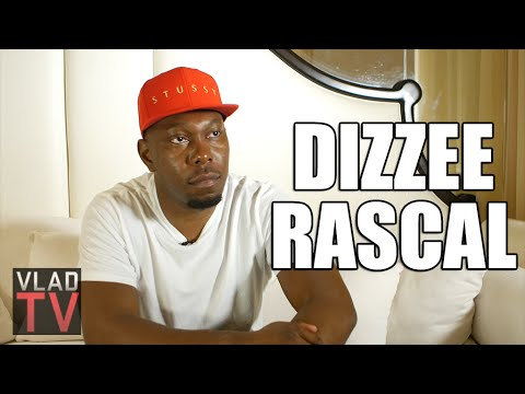 Dizzee Rascal on UK Rappers Not Attaining Drake Status in the US