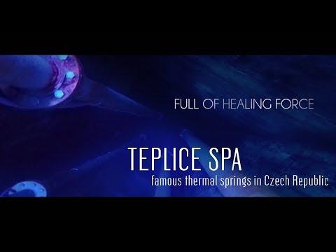 TEPLICE SPA | famous healing springs in Czech Republic