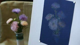 «Уроки рисования». Цветные карандаши (2.10.2015)