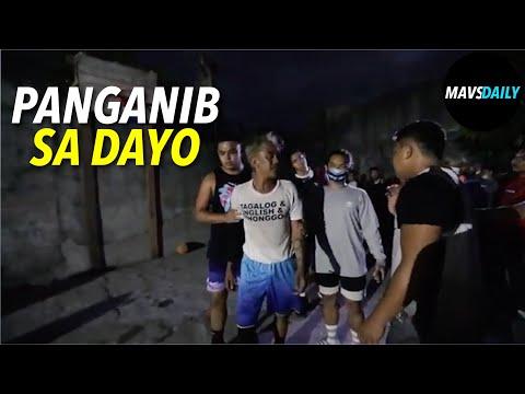 ANG PANGANIB NG DAYO   MAV'S DAILY 82