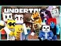 Minecraft Undertale Server ► Full Minecraft Undertale Map!