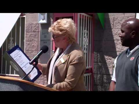 Mayor Carolyn G. Goodman NSBDC Business Success Center May 25, 2012 Grand Opening