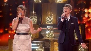 Download lagu Britain's Got Talent 2016 Finals Mel & Jamie Full Performance S10E18