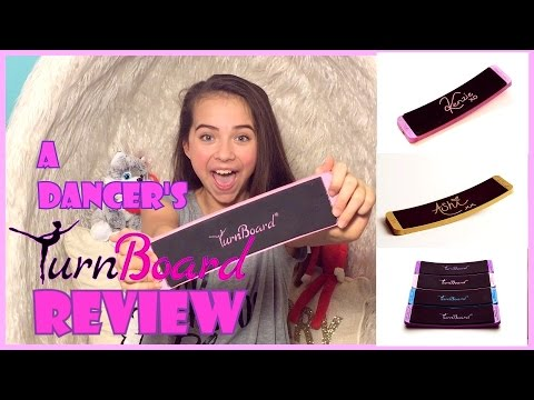 A Dancer's Turnboard Review | Official Turnboard | Ballet is Fun