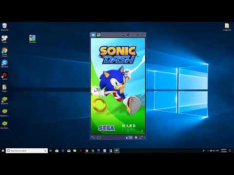 How To Download And Play Sonic Dash On PC/Laptop (Windows 10/8/7/Mac) Computer