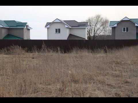 Участок ПМЖ Малаховка (Михнево)