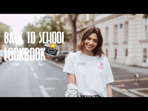 Back To School OUTFIT IDEAS📚 |Ema Luketin