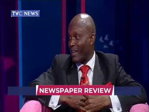 TVC Breakfast 26th Feb., 2019|  Newspaper Review