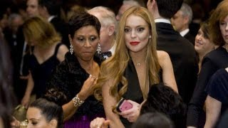Santorum Denies Photographing Lindsay Lohan