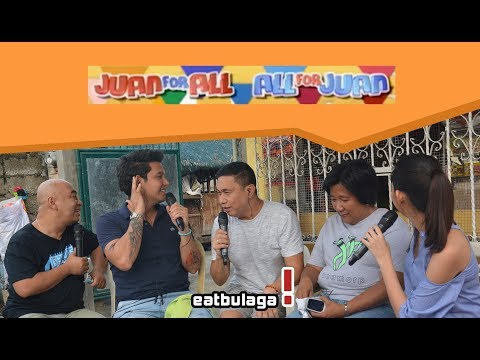 Juan For All, All For Juan Sugod Bahay | May 18, 2018