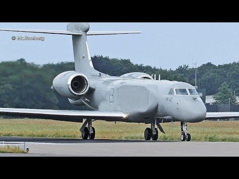 DEPARTURE E-550 Gulfstream,14-12,