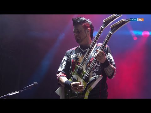 Five Finger Death Punch - Live at With Full Force Festival (2016) [HDTV Broadcast]