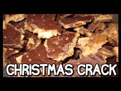 how to make christmas crack i am kristin