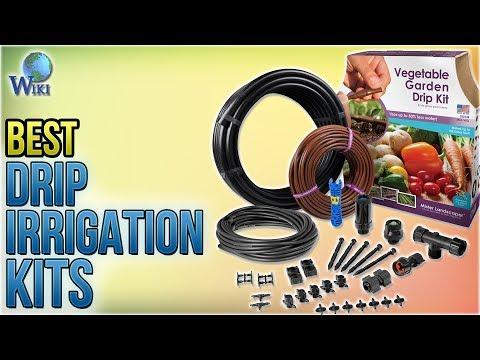 10 Best Drip Irrigation Kits 2018