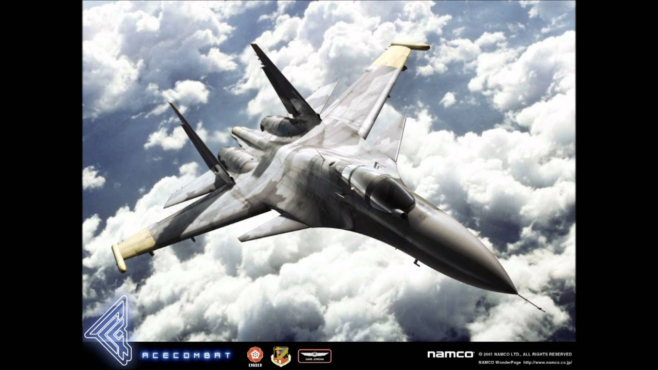 Ace Combat 4(OST) Operation Bunker Shot - YouTube