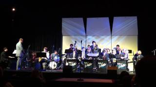 Rio Americano AM Jazz Ensemble - Backbone