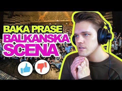 REAKCIJA NA BAKA PRASE - BALKANSKA SCENA   Dennis Domian