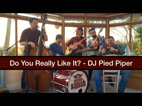 Do You Really Like It UK Garage Cover - DJ Pied Piper