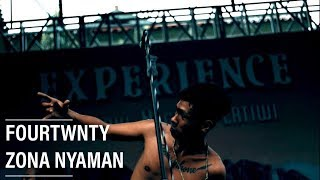 Download lagu Fourtwnty - Zona Nyaman Live at Experience 99