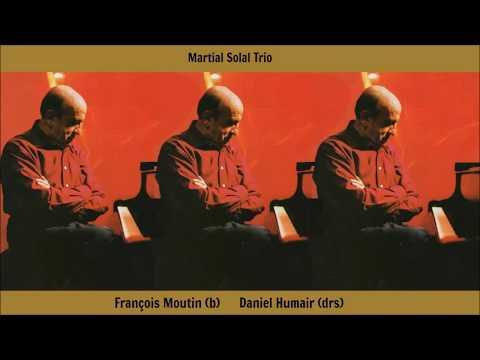 Martial Solal Trio  Menton 2001