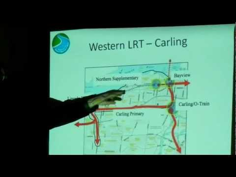 Facts about Ottawa's Western LRT part 1
