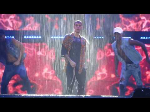 Justin Bieber  - Sorry - live Birmingham 2016