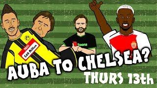 Aubameyang to CHELSEA? Bakayoko fee AGREED! Arnautovic to West Ham? (TRANSFER NEWS)
